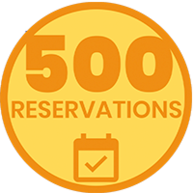 500 Reservations